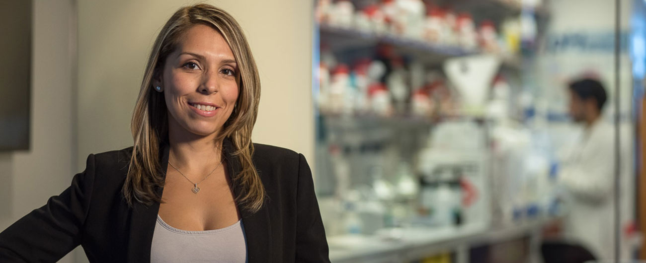 Monica Rosen - Lab Manager, Dr. Lewis Cantley Laboratory
