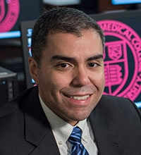 Ray Calderon - Desktop Services Manager, ITS