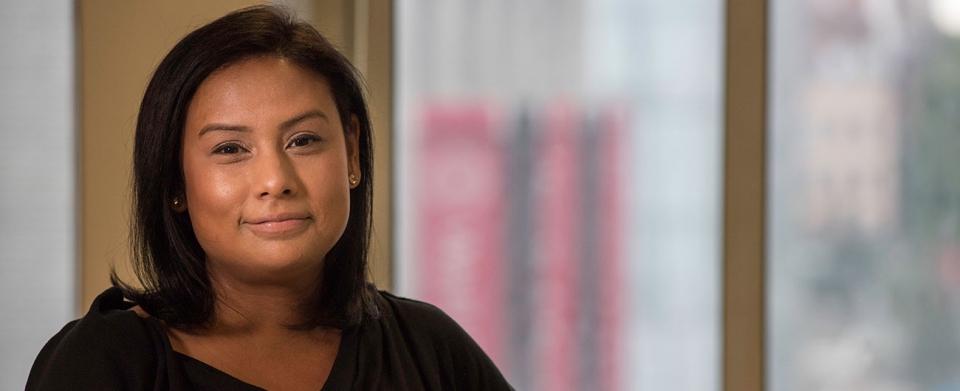 Ericka Fong - Administrative Coordinator
